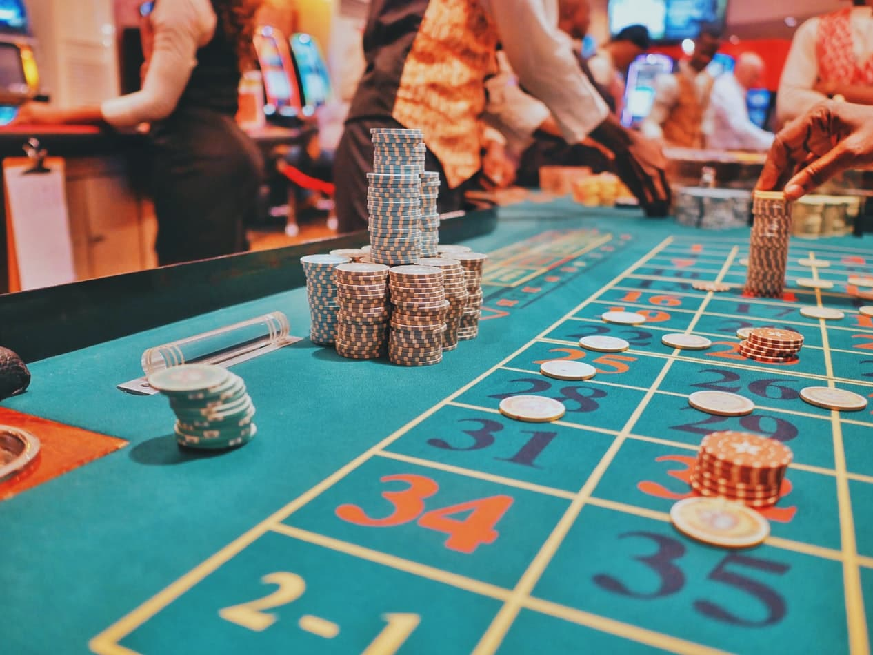 fiesta temática de casino royal